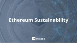 Ethereum Sustainability